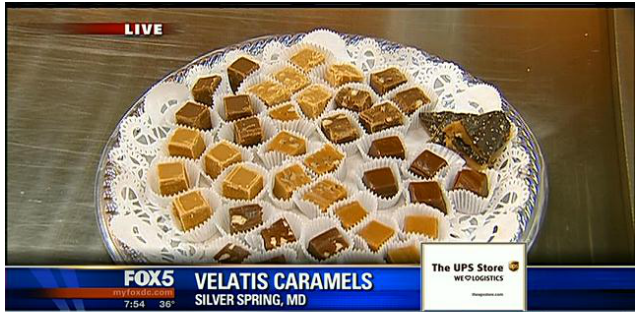 Caramels and Crafts Make Perfect Valentine's Gifts