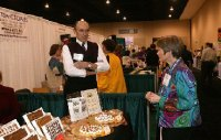 Velatis Caramels Virginia Food Expo
